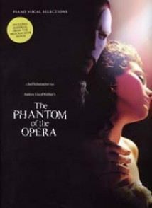THE PHANTOM OF THE OPERA PVG