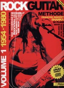 SHANKA F.M. ROCK GUITAR METHODE 1954-1980 VOL 1