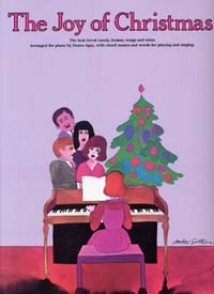 JOY OF CHRITMAS (THE) PIANO VOCAL
