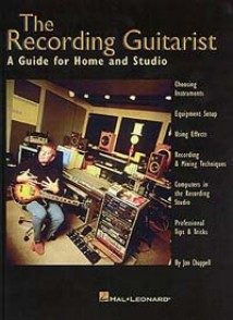 RECORDING GUITARIST HOME STUDIO