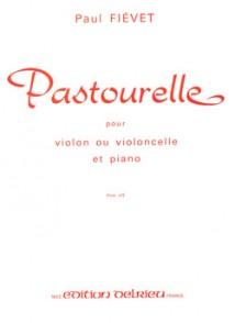 FIEVET P. PASTOURELLE VIOLONCELLE
