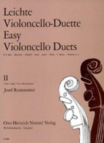 LEITCHE VIOLONCELLO-DUETTE VOL 2