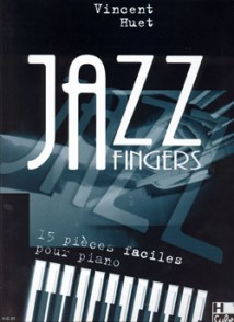 HUET V. JAZZ FINGERS PIANO