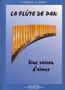 KERSALE P./ALEMAN A. LA FLUTE DE PAN