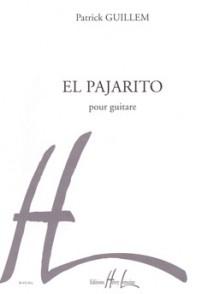 GUILLEM P. EL PAJARITO GUITARE