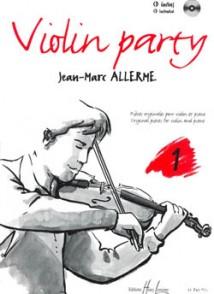 ALLERME J.M. VIOLIN PARTY VOL 1