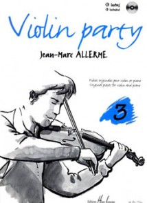 ALLERME J.M. VIOLIN PARTY VOL 3