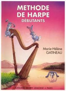 GATINEAU M.H. METHODE DE HARPE VOL 1