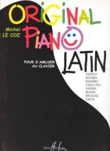 LE COZ M. ORIGINAL PIANO LATIN