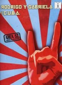 RODRIGO Y GABRIELA C.U.B.A. AREA 52 GUITARE TAB