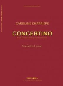 CHARRIERE C. CONCERTINO TROMPETTE