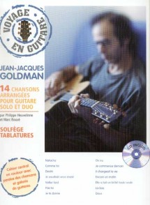 GOLDMAN J.J. VOYAGES EN GUITARE