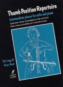 LEGG P. THUMB POSITION REPERTOIRE VIOLONCELLE