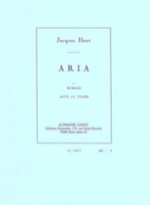 IBERT J. ARIA ALTO