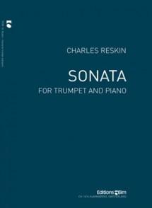 RESKIN C. SONATA TROMPETTE