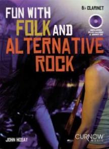 FUN WITH FOLK AND ALTERNATIVE ROCK CLARINETTE