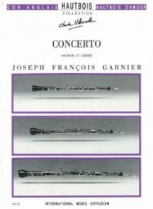 GARNIER J.F. CONCERTO HAUTBOIS