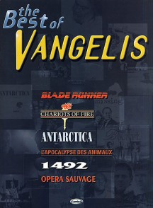 VANGELIS THE BEST OF PIANO