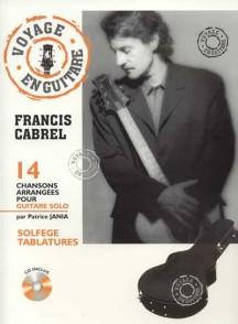 CABREL FRANCIS VOYAGE EN GUITARE