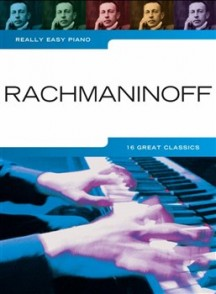 REALLY EASY PIANO RACHMANINOFF