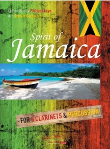 LAYE P./GARGALIAN S. SPIRIT OF JAMAICA CLARINETTES