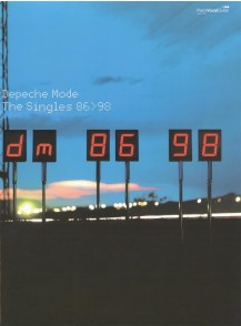 DEPECHE MODE THE SINGLES 1986-1998 PVG