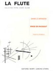 ARRIGONI D. PRISE EN PASSANT FLUTE