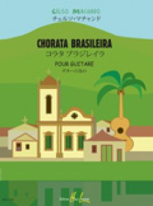 MACHADO C. CHORATA BRASILEIRA GUITARE