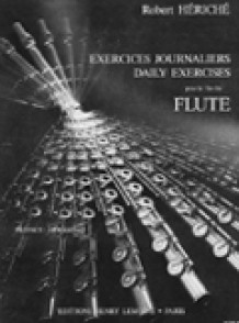 HERICHE R. EXERCICES JOURNALIERS FLUTE