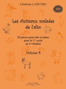LAPEYRE C. LES ANIMAUX MALADES DE L'ALTO VOL 4 ALTO