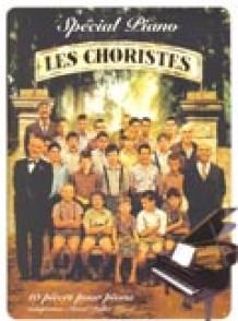 LES CHORISTES SPECIAL PIANO