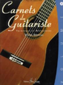 RIVOAL Y. CARNETS DU GUITARISTE VOL 1 GUITARE