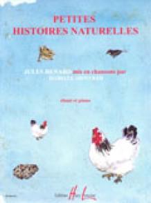 ABOULKER I. PETITES HISTOIRES NATURELLES CHANT