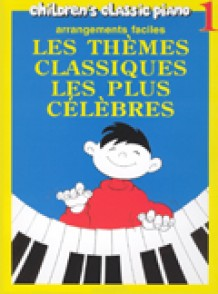 HEUMANN H.G. THEMES CLASSIQUES VOL 1 PIANO