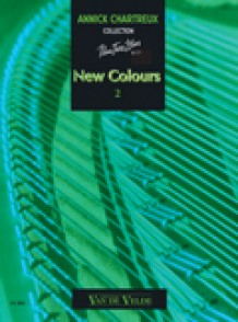 CHARTREUX A. NEW COLOURS 2 PIANO
