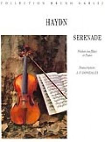 HAYDN J. SERENADE FLUTE OU VIOLON