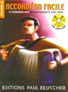 ACCORDEON FACILE VOL 4