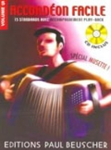 ACCORDEON FACILE VOL 5 SPECIAL MUSETTE