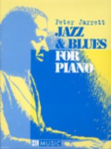 JARRETT P. JAZZ & BLUES PIANO