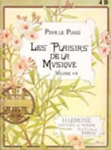 PLAISIRS DE LA MUSIQUE VOL 4B PIANO