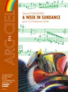MASSARD D. A WEEK IN SUNDANCE CONTREBASSE