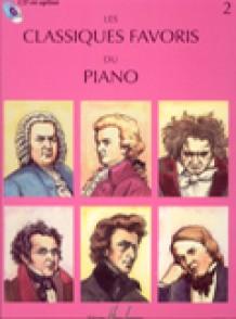 CLASSIQUES FAVORIS DU PIANO VOL 2