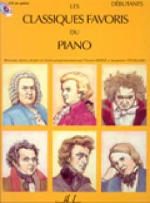 CLASSIQUES FAVORIS DU PIANO DEBUTANTS