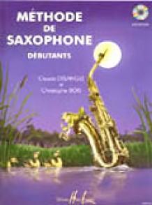 DELANGLE C./BOIS C. METHODE VOL 1 SAXOPHONE ALTO + CD