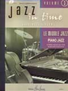 ALLERME J.M. JAZZ IN TIME VOL 3: MIDDLE-JAZZ PIANO