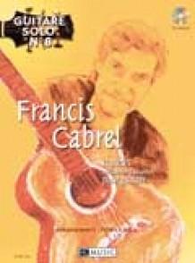 CABREL FRANCIS GUITARE SOLO N°8