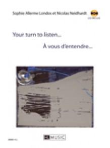 ALLERME-LONDOS S./NEIDHARDT N. A VOUS D'ENTENDRE + CD