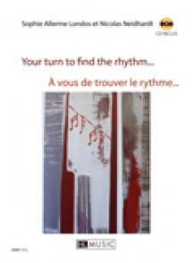 ALLERME-LONDOS S./NEIDHARDT N. A VOUS DE TROUVER LE RYTHME + CD