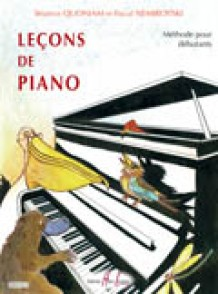 QUONIAM B./NEMIROVSKI P. LES LECONS DE PIANO