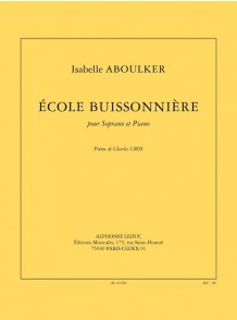 ABOULKER I. ECOLE BUISSONNIERE VOIX